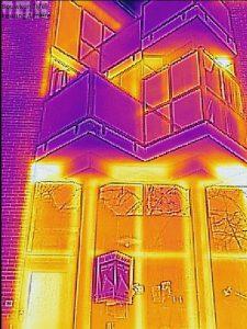 Bouwkundige keuring Almere- Thermografisch onderzoek