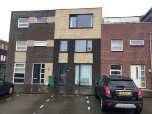 Bouwtechnische keuring Minervasingel Almere Poort